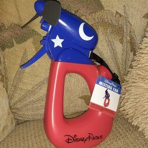 Disney Misting fan